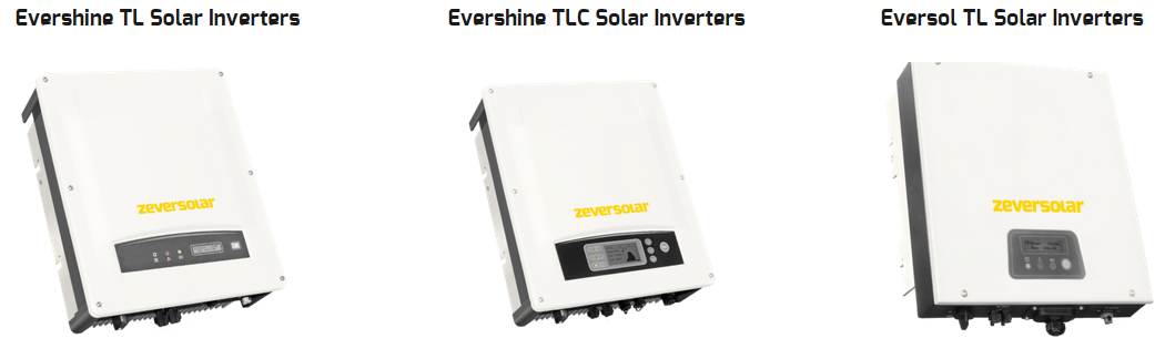 ZeverSolar-inverter